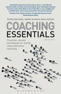 Coaching Essentials (eBook, ePUB) - Kourdi, Jeremy; Bossons, Patricia