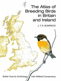 The Atlas of Breeding Birds in Britain and Ireland (eBook, PDF) - Sharrock, J. T. R.