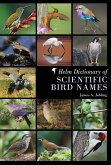 Helm Dictionary of Scientific Bird Names (eBook, PDF)