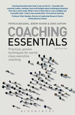 Coaching Essentials (eBook, PDF) - Kourdi, Jeremy; Bossons, Patricia