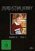 Mord ist ihr Hobby - Season 6.1 DVD-Box