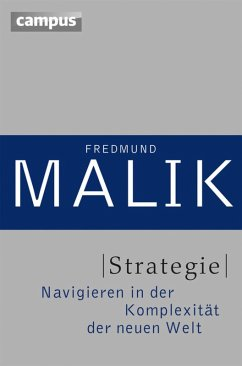 Strategie (eBook, PDF) - Malik, Fredmund