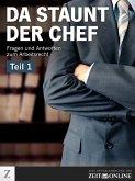 Da staunt der Chef - Teil 1 (eBook, ePUB)