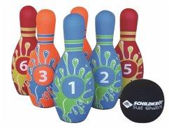 Schildkröt 970129 - Funsports Kegel Set Bowling...