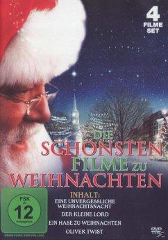 Die schönsten Filme zu Weihnachten