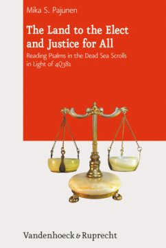 The Land to the Elect and Justice for All - Pajunen, Mika S.