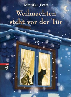 Weihnachten steht vor der Tür / Kater-Reihe Bd.1 (eBook, ePUB) - Feth, Monika