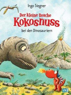 Der kleine Drache Kokosnuss bei den Dinosauriern / Die Abenteuer des kleinen Drachen Kokosnuss Bd.20 (eBook, ePUB) - Siegner, Ingo