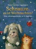 Schnauze, es ist Weihnachten / Schnauze Bd.1 (eBook, ePUB)