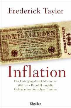 Inflation (eBook, ePUB) - Taylor, Frederick