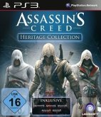 Assassin's Creed - Heritage Collection (PlayStation 3)