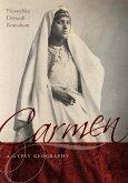 Carmen, a Gypsy Geography (eBook, ePUB)