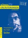 Stiller von Max Frisch. Textanalyse und Interpretation. (eBook, PDF)