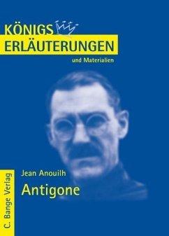 Antigone von Jean Anouilh. Textanalyse und Interpretation. (eBook, PDF) - Anouilh, Jean