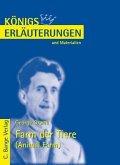 Farm der Tiere - Animal Farm von George Orwell. (eBook, PDF)