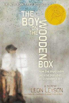 The Boy on the Wooden Box (eBook, ePUB) - Leyson, Leon; Leyson, Elisabeth B.