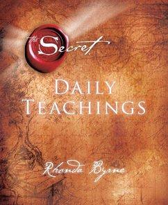 The Secret Daily Teachings (eBook, ePUB) - Byrne, Rhonda