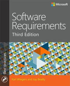 Software Requirements (eBook, ePUB) - Wiegers, Karl; Beatty, Joy