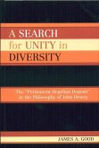 A Search for Unity in Diversity (eBook, ePUB)