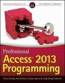 Professional Access 2013 Programming (eBook, PDF)