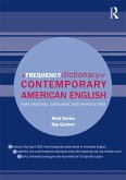 A Frequency Dictionary of Contemporary American English (eBook, PDF)