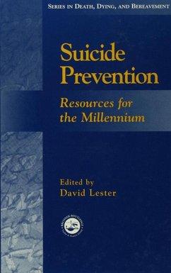 Suicide Prevention (eBook, ePUB)