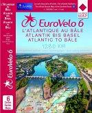 EuroVelo 6 (Atlantic - Basel) 1:100 000