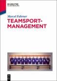Management professionellen Teamsports