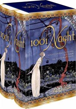 1001 Nacht - Tausendundeine Nacht (2 Bände) - Weil, Gustav