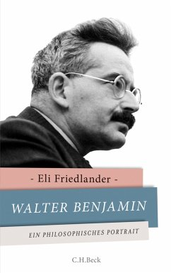 Walter Benjamin (eBook, ePUB) - Friedlander, Eli