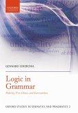 Logic in Grammar (eBook, PDF)