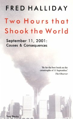 Two Hours that Shook the World (eBook, ePUB) - Halliday, Fred
