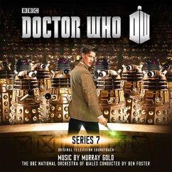 Doctor Who-Series 7 - Ost-Original Soundtrack Tv