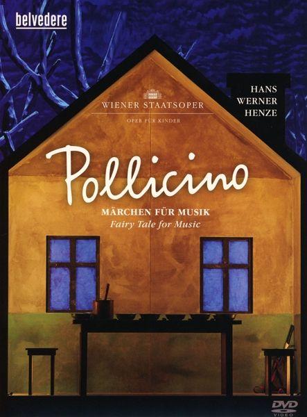 pollicino m rchen f r musik film auf dvd. Black Bedroom Furniture Sets. Home Design Ideas