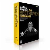 Mariss Jansons - The Beethoven Symphonies (3 Discs)