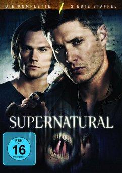 Supernatural - Die komplette 7. Staffel (6 Discs)