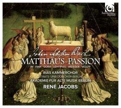 Matthäus-Passion Bwv 244 - Guera/Fink/Jacobs/Akamus/Rias-Kc