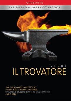 Der Troubadour - Rizzi/Cura/Hvorostovsky