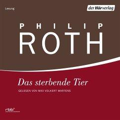 Das sterbende Tier (MP3-Download) - Roth, Philip