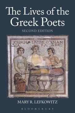 The Lives of the Greek Poets (eBook, PDF) - Lefkowitz, Mary R.