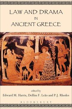Law and Drama in Ancient Greece (eBook, ePUB)
