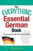 The Everything Essential German Book (eBook, ePUB)