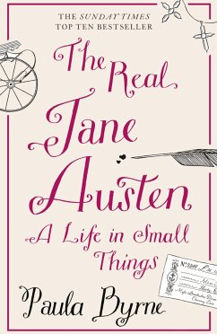 The Real Jane Austen - Byrne, Paula