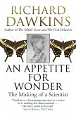 An Appetite For Wonder: The Making of a Scientist (eBook, ePUB)