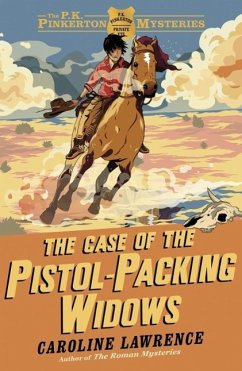 The P. K. Pinkerton Mysteries: The Case of the Pistol-packing Widows (eBook, ePUB) - Lawrence, Caroline