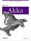 Effective Akka (eBook, ePUB)