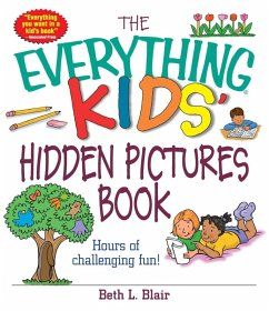 The Everything Kids' Hidden Pictures Book (eBook, ePUB) - Blair, Beth L