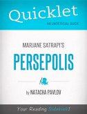 Quicklet on Marjane Satrapi's Persepolis (CliffNotes-like Summary) (eBook, ePUB)