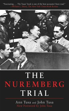 The Nuremberg Trial (eBook, ePUB) - Tusa, Ann; Tusa, John