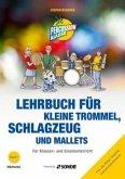 Lehrbuch für kleine Trommel, Schlagzeug und Mallets